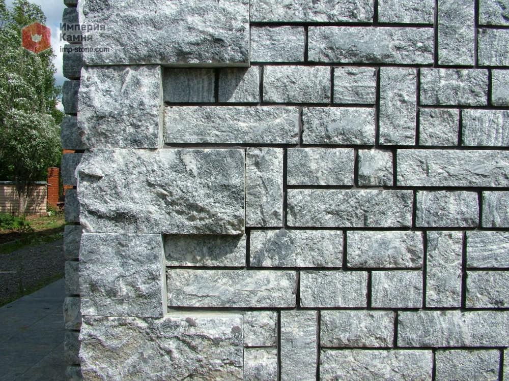 Виды кладок натурального камня
