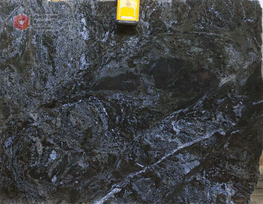 Granite brass strip grout